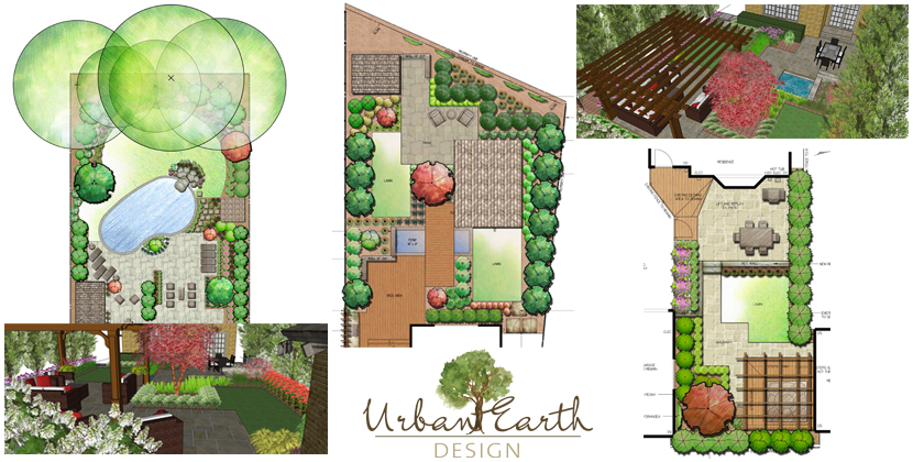 Home Urban Earth Design Landscape